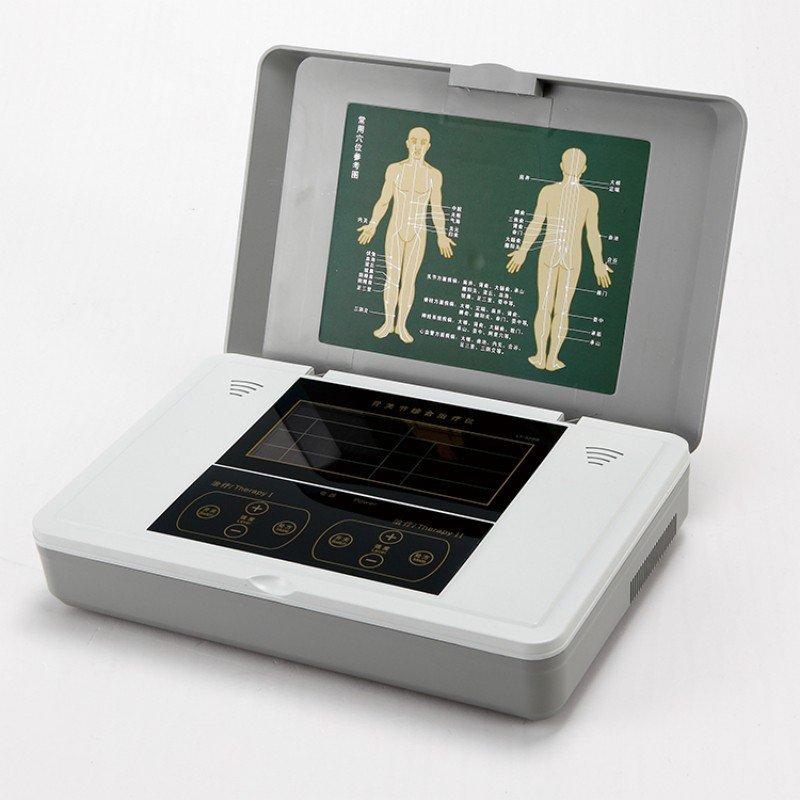 Medium frequency treatment instrument