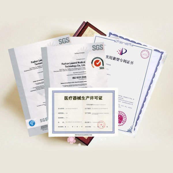 Product qualification, patent