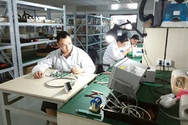 Quality inspection department