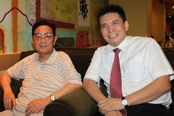 Beijing University of Chinese Medicine Former President, Professor Long Zhixian
