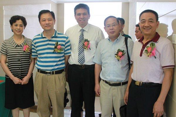 Yu Jing, Huang Guozhi, Li Renyu, Wang Junhua, Zhou Heping